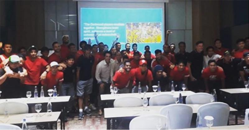 Confirmamos nuestra colaboración con Bali United F. C. y World Peace Bali